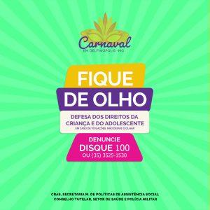 CARNAVAL FIQUE DE OLHO